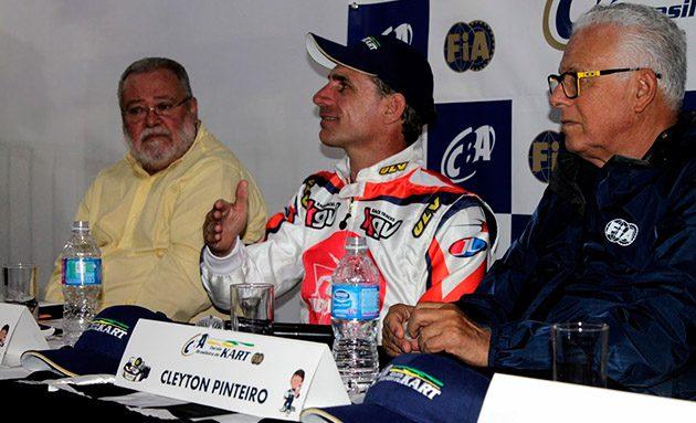 CBA e FIA lançam a<br>Escola Brasileira de Kart
