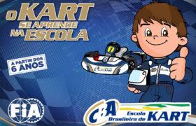Escola Brasileira de Kart será inaugurada em Belo Horizonte