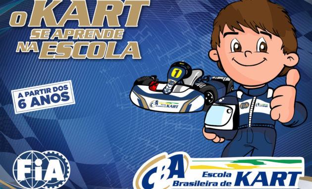 Escola Brasileira de Kart será <br>inaugurada em Belo Horizonte