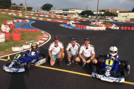 Escola Brasileira de Kart traz novos talentos para as pistas