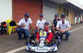 Mato Grosso recebe a sexta unidade da Escola Brasileira de Kart