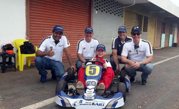 Mato Grosso recebe a sexta unidade <br>da Escola Brasileira de Kart