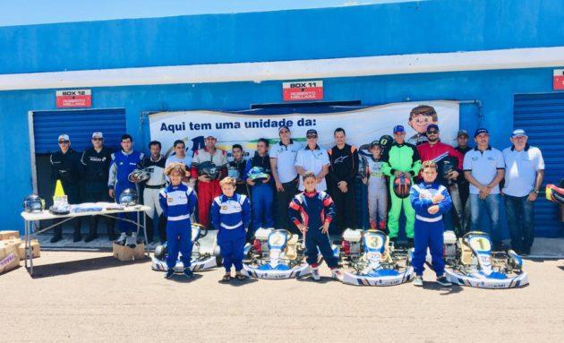 Escola Brasileira de Kart <br>chega a Sergipe